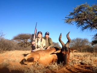 Grace Jahn Red Hartebeest
