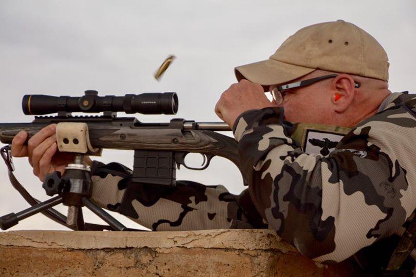 Bill Mazelin Gun