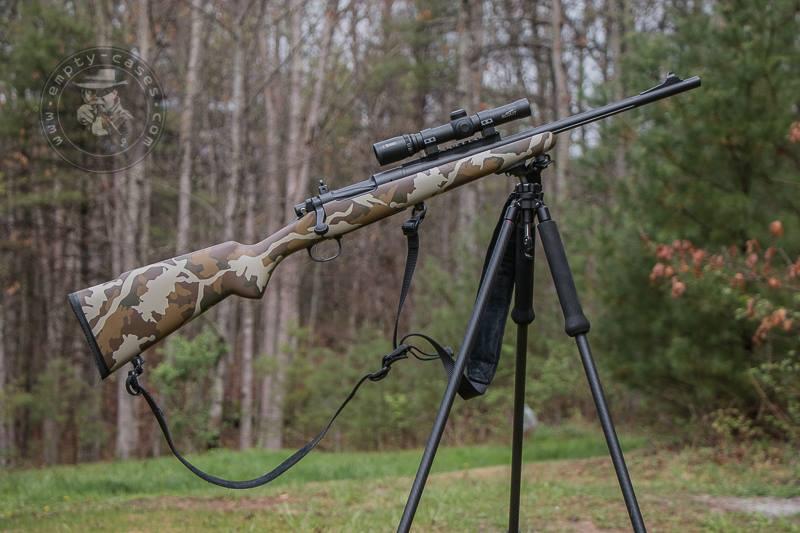 Richard Mann's Scout Rifle
