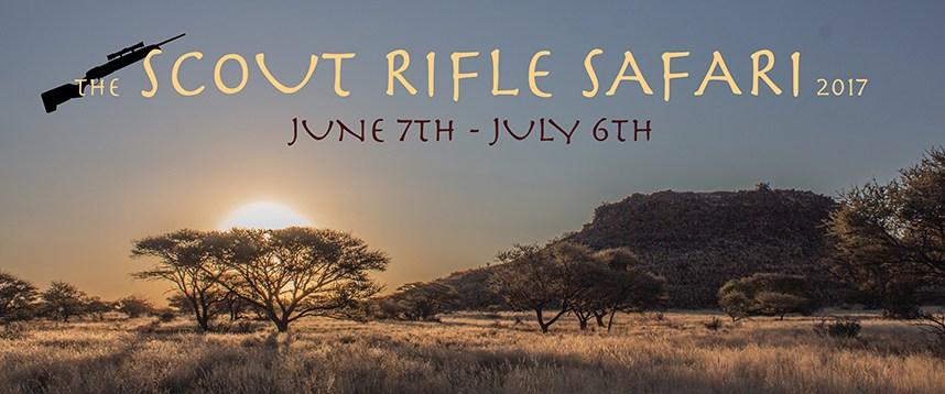 The Scout Rifle Safari