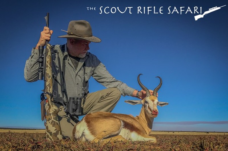 m_Richard Remington Custom Shop M7 Scout Rifle